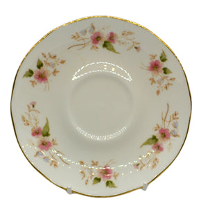 Duchess Bone China tea saucer GLEN pattern 316