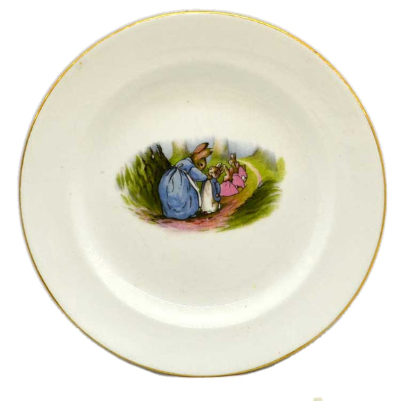 Grimwades China Peter Rabbit Side Plate