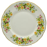 vintage colclough bone china hedgerow dessert plates