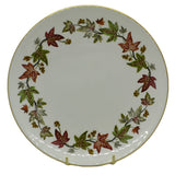 round wedgwood ivy house serving plate