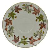 Wedgwood china Ivy House soup cup saucer