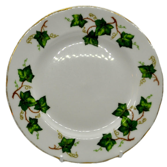 Ivy Leaf colclough side plates