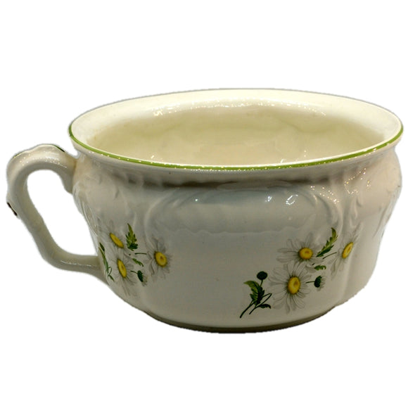 James Kent Old Foley Floral China Chamber Pot