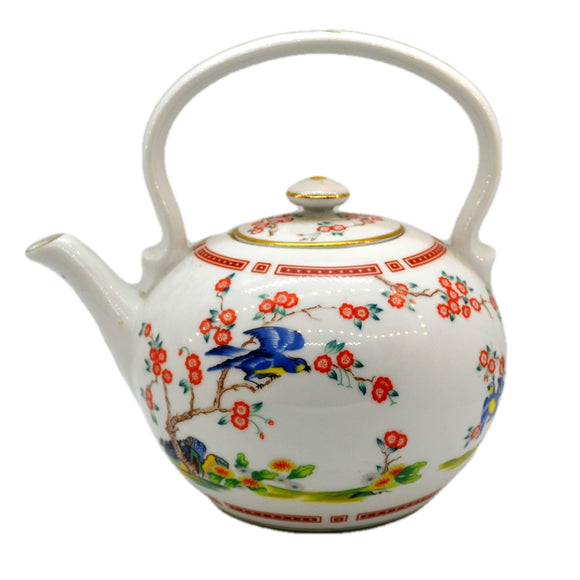 Compton and Woodhouse japanese Kettle Teapot 1989