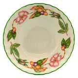 Johnson Brothers Plum Blossom China Dessert Bowls