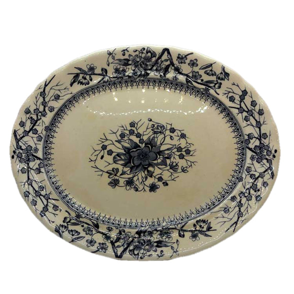 keeling and co gloucester platter 1889