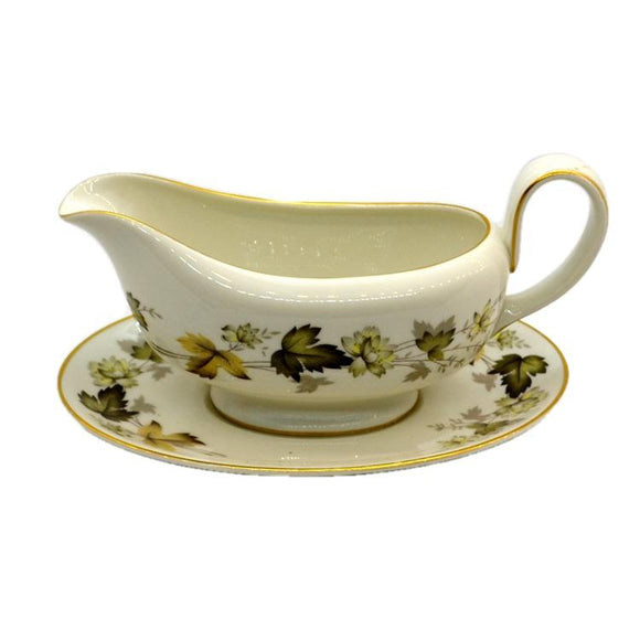 Royal Doulton Larchmont China Gravy Boat