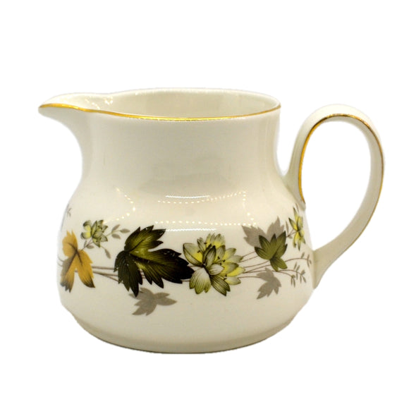Royal Doulton Larchmont China Milk Jug TC1019