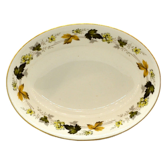Royal Doulton Larchmont China Oval Serving Dish TC1019