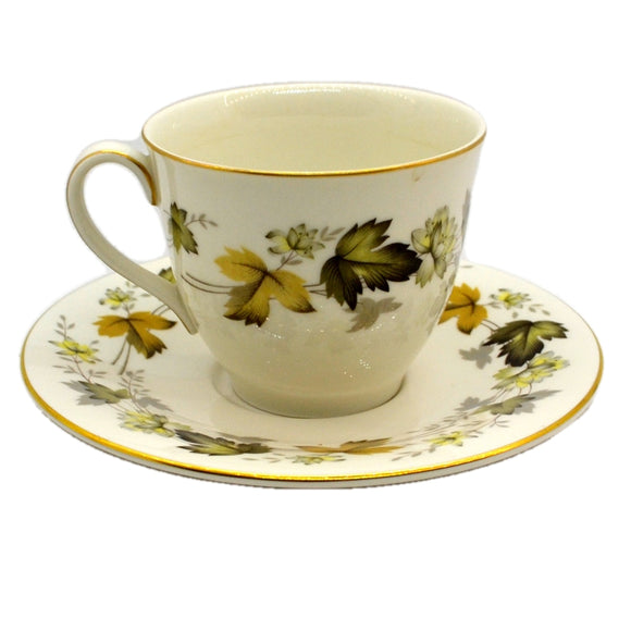 Royal Doulton Larchmont China Teacup and Saucer