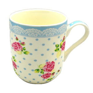 Leonardo Collection Floral China Mug