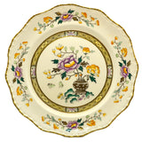 Antique Mason's Chinese Peony Ashworth Brothers Plate