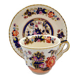 1920's masons china teacup mandarin pattern