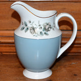 Rose Elegans milk jug royal doulton china