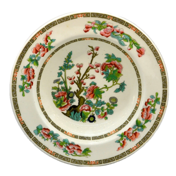 Minton's Indian Tree China 9.5 Inch Soup Bowl
