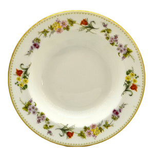 Wedgwood China Mirabelle R4537 8-inch Soup Bowl