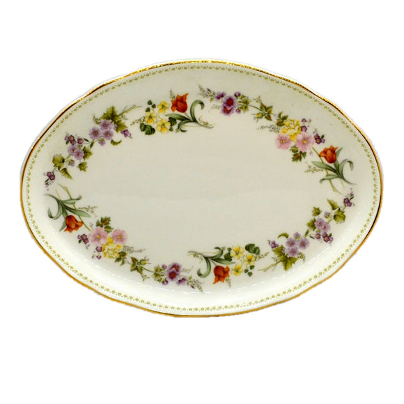 Wedgwood China Mirabelle R4537 9.5-inch Dish