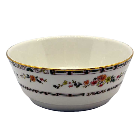 Royal Doulton China Mosaic Garden TC1120 cereal bowl