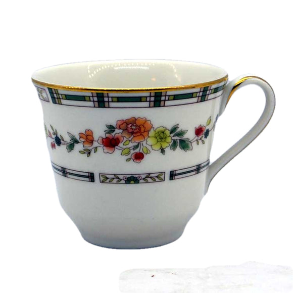 Royal Doulton China Mosaic Garden TC1120 tea cup