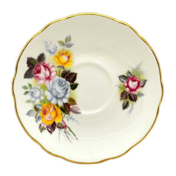 Duchess China Mossleigh Saucer