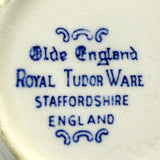 Barker brothers Royal Tudor ware Olde England china mark