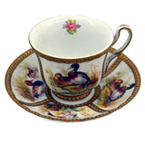 vintage duck demitasse set