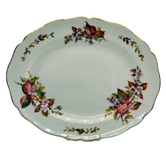 Royal Doulton China Wilton medium oval platter