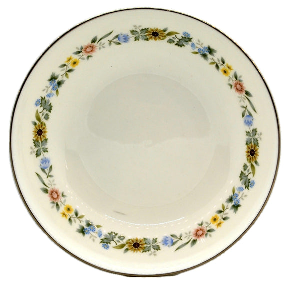 Royal Doulton Pastorale China Soup Bowl