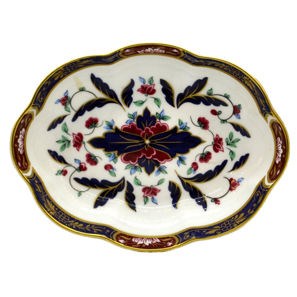 Royal Worcester Prince Regent Pickle Dish