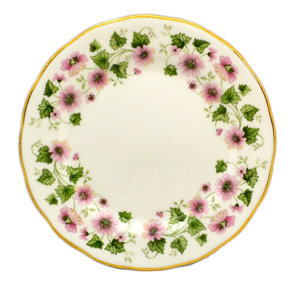 Queen Anne Floral China Side Plate 8654