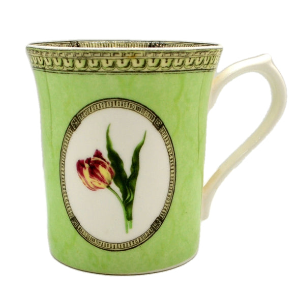 Queens Floral China RHS Applebee Collection Tulip Mug