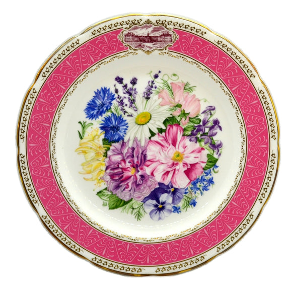RHS Chelsea Flower Show Wedgwood China Plate-1987