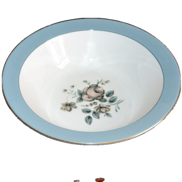 Royal Doulton Rose Elegans TC1010 china serving bowl