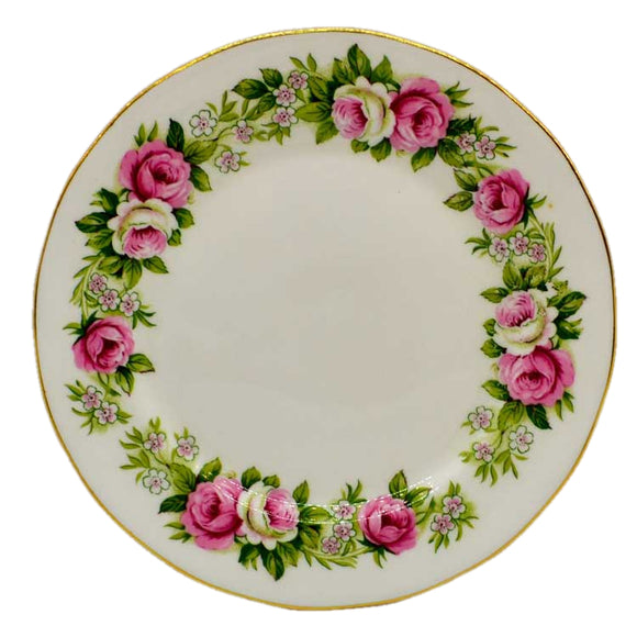 Side plates 6.25 inch Colclough Enchantment