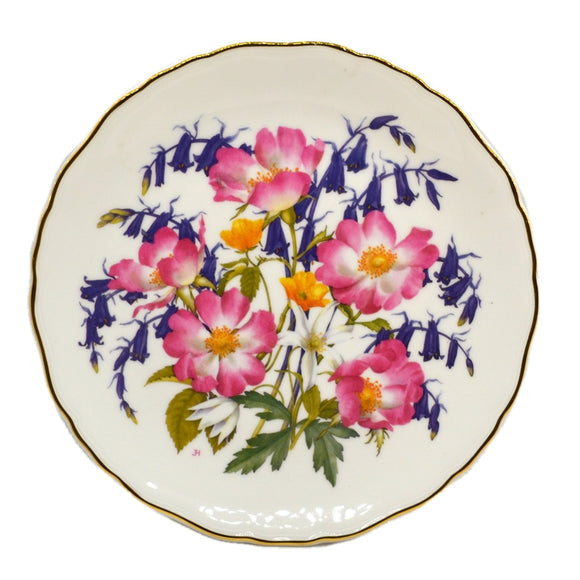 Royal Albert Floral China Woodland Roses Plate