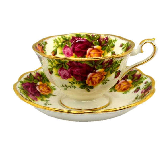 Royal albert china old country roses
