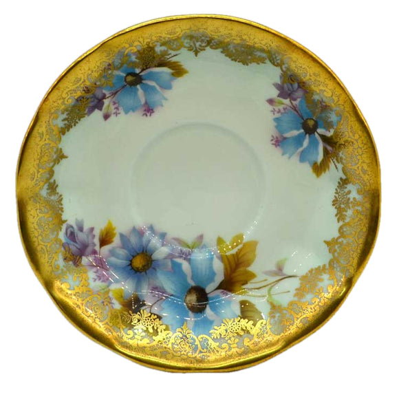 Royal Albert 1970's portrait series saucer