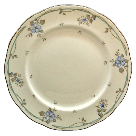 Royal Albert China Satin Rose Dinner Plate