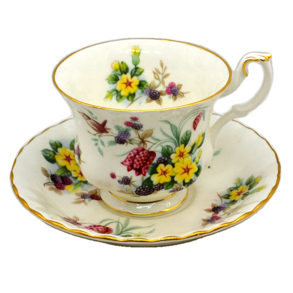 Royal Albert Spring Wood Teacup