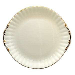 Royal Albert Val D'Or Bone China Cake Plate