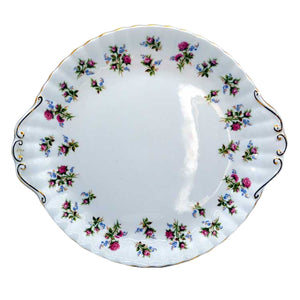 Royal Albert Winsome pattern cake plate