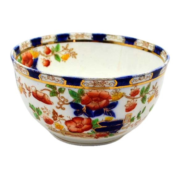 royal albion china burmah sugar bowl