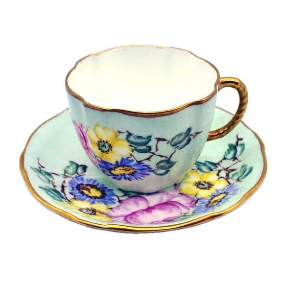 Royal Crown Derby teacup