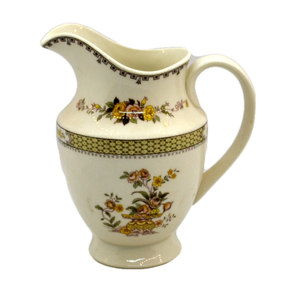 Royal Doulton China Hamilton TC1190 Milk Jug