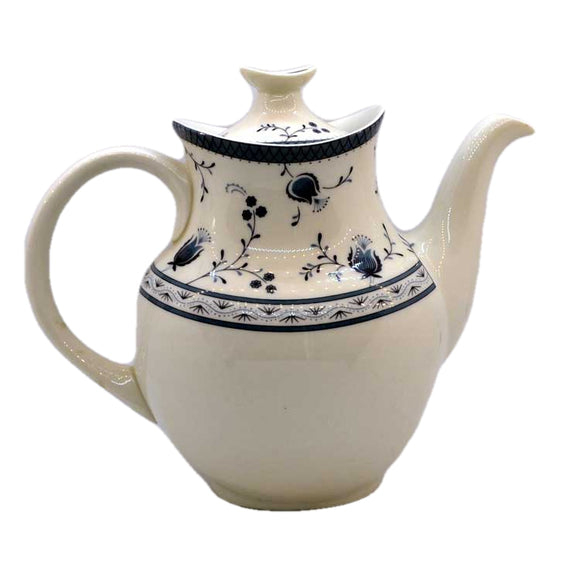 royal doulton china cambridge tc1017 coffee pot and lid