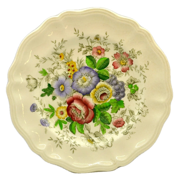 Royal Doulton China Malvern D6197 Dessert Plate