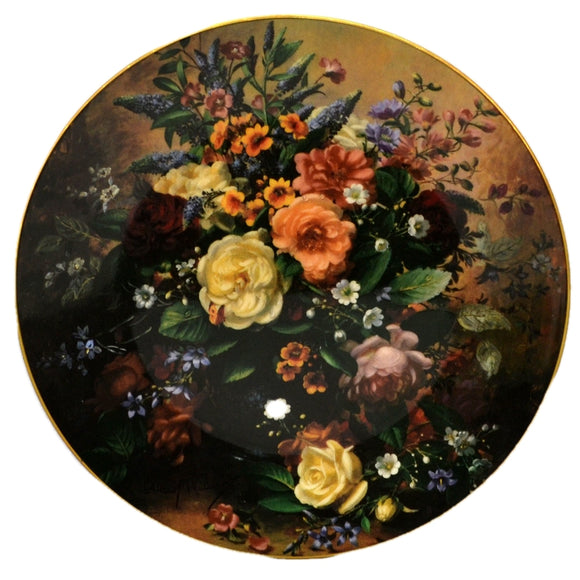 Royal Doulton Classic Floral PN24 9 inch Plate No2861