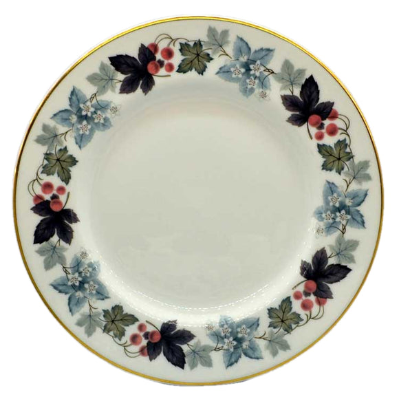 8 inch camelot plates royal doulton china