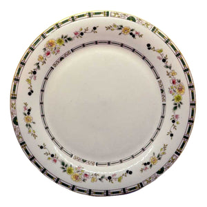 Royal Doulton China Mosaic Garden TC1120 dinner plates