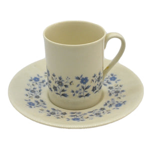 Royal Doulton china TC1038 Galaxy demitasse cup and saucer